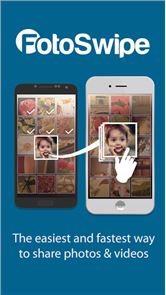 FotoSwipe Photo Video Transfer image