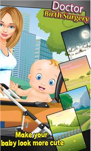 Doctor Birth Surgery Simulator image
