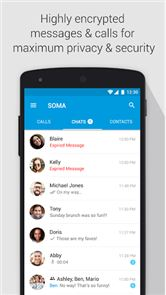 SOMA free video call and chat image