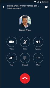 Skype for Business for Android image