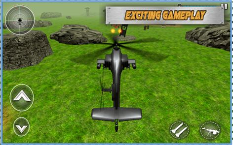 Gunship Adventure :Heli Attack image