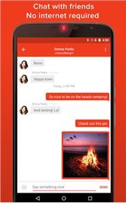 FireChat image