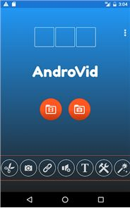 AndroVid - Video Editor image
