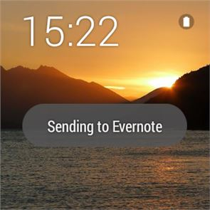 Evernote for Android Wear image
