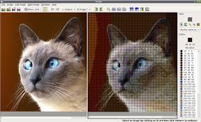 Конвертер фото в схему вышивки 4