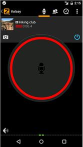 Zello PTT Walkie Talkie image