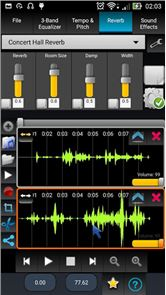 AudioDroid : Audio Mix Studio image