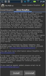 BusyBox image