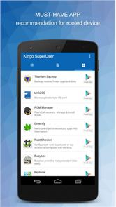 Kingo SuperUser [ROOT] image