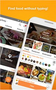 OpenSnap: Photo Dining Guide image