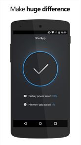 ShutApp - Real Battery Saver image
