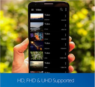 video player for android image