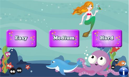 Mermaids and Fishes for Kids image