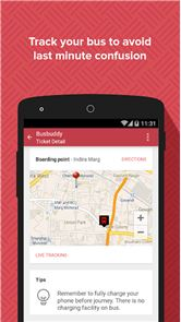 redBus - Bus and Hotel Booking image