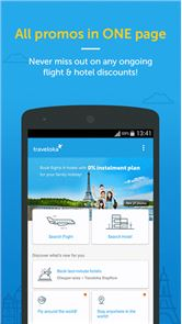 Traveloka Book Flight & Hotel image