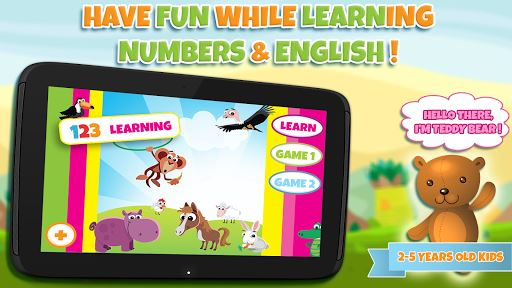 Learn numbers for toddlers image