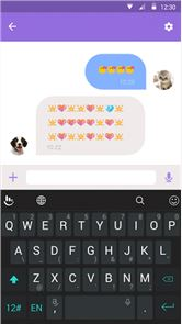 TouchPal Keyboard - Cute Emoji image