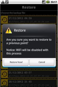 FREE WiFi Password Recovery image