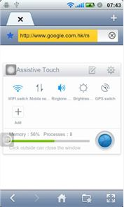 Touch Me - Assistive Touch image