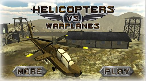 Helicopters vs Warplanes image