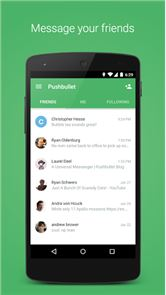 Pushbullet - SMS on PC image