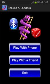 Snake & Ladders Bluetooth Game image