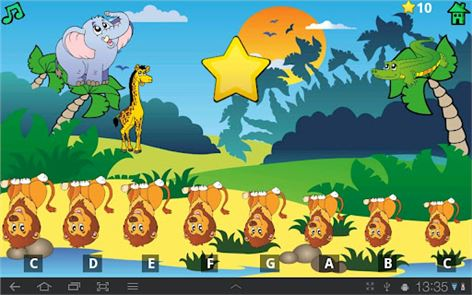 Kids Fun Animal Piano Free image