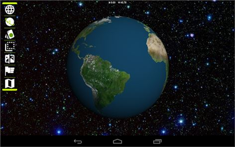 Earth 3D image