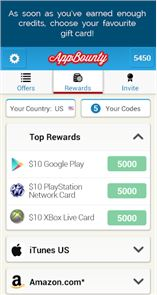 AppBounty – Free gift cards image