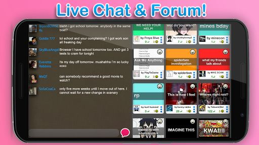 Chat Rooms - Find Friends image