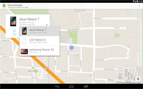 Android Device Manager image