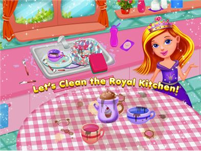 Princess Christmas Cleanup image