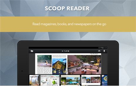 SCOOP Newsstand image