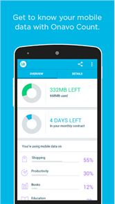 Onavo Count - Data Usage image