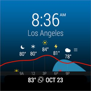 InstaWeather for Android Wear image
