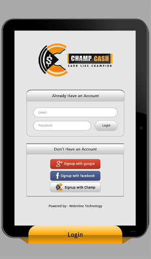 Champcash Earn Money Free image
