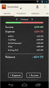 Spending Tracker image