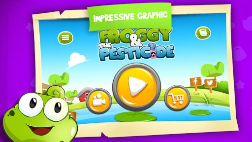 Froggy and The Pesticide image