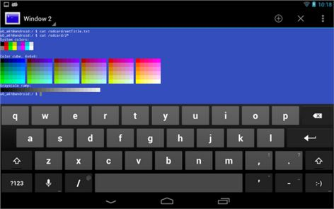 Terminal Emulator for Android image