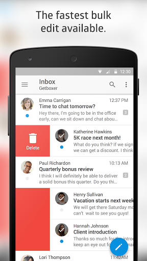 Boxer - Free Email Inbox App image