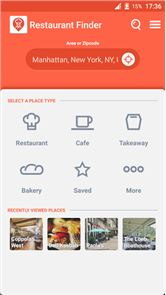 Restaurant Finder image
