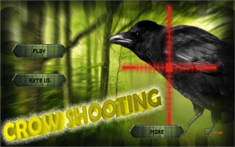 Crow  Hunting 3d image