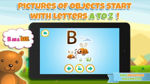 Learn alphabet & learn letters image