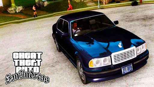 Cheat Code for GTA San Andreas image