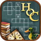 Hidden Object Crossword