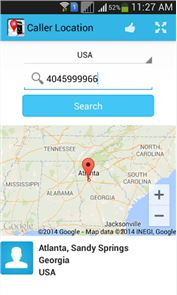 Mobile Caller Location Tracker image