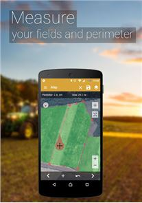 GPS Fields Area Measure image