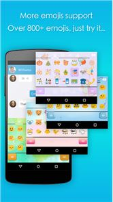 Emoji Keyboard Plus image