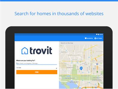 Real Estate sale & rent Trovit image