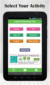 Logical Reasoning Test image